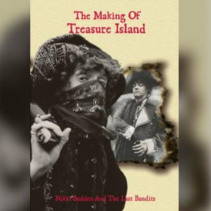 making of treasure island